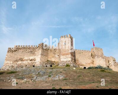 Ayasuluk Fortress, Selcuk, Izmir, Turkey Stock Photo ...