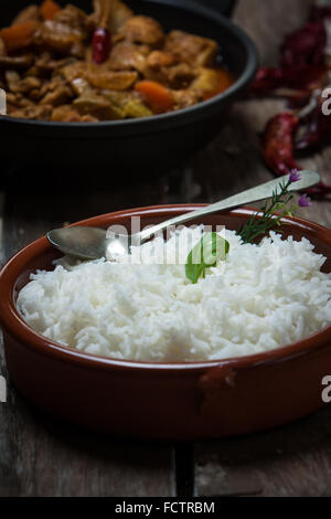 how to cook basmati rice in a pot
