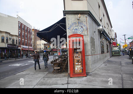 Old Phone Booth In Outdoors And Old Pay Phone In Booth Usa Stock Photo Royalty Free