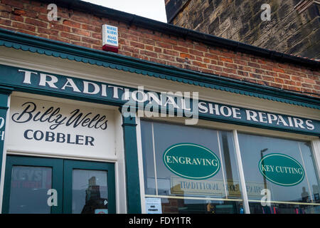 Old Fashioned Shoe Repair