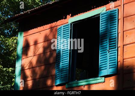 Caminito, La Boca, Buenos Aires, Argentina - Stockfoto