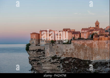 Bonifacio. Corsica. France - Stock Photo