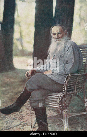 a biography of count lev nikolayevich tolstoy a russian writer and moral philosopher Count lev nikolayevich tolstoy or leo tolstoy, 1828 - 1910, a russian writer, moral thinker and social reformer count lev nikolayevich tolstoy usually referred to in english as leo tolstoy, was a russian writer who is regarded as one of the greatest authors of all time.