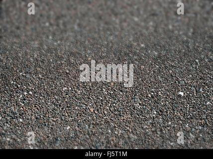 Black texture background - asphalt - Stock Photo
