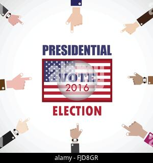 United States presidential election, 1796