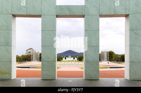 Architectural Detail Of Parliament Building - Stock Photo