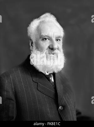 Alexander Graham Bell - Stock Photo