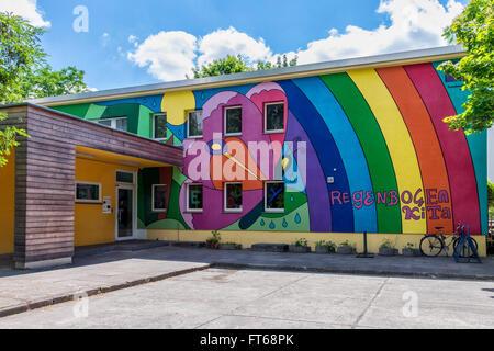 regenbogen rainbow stock photo 87056378 alamy. Black Bedroom Furniture Sets. Home Design Ideas