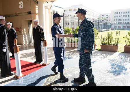 commanding officer naval hospital naples italy - photo#41