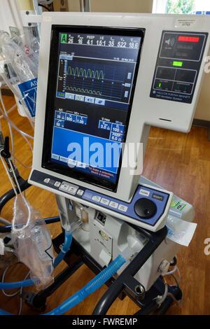 Florida Fl Miami Hospital Medical Health Icu Intensive