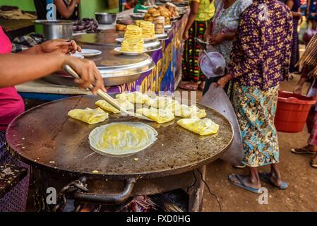 Burmese Street Food London
