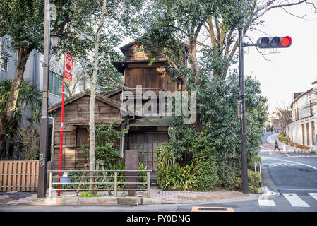 Akasaka district in minato special ward tokyo city japan for Classic house akasaka prince