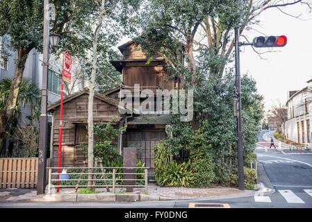 Akasaka district in minato special ward tokyo city japan for Classic house at akasaka prince