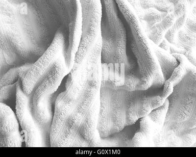 Towel texture as a backdrop - Stock Photo
