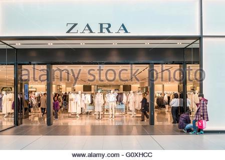 Zara clothing store locator