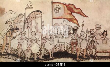The Spanish Conquest (1519-1521)