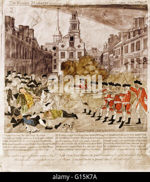 the boston massacre vs the kent Below is a selection of these eyewitness accounts of the boston massacre, as reported to the trial hearing: between the hours of nine and ten o'clock, being in.