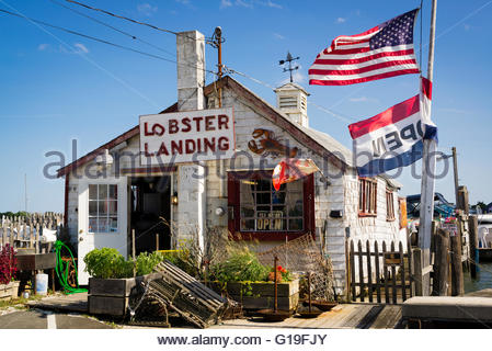 Lobster Landing Clinton, Connecticut, USA Stock Photo, Royalty Free Image: 104086738 - Alamy