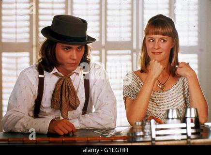 Benny und Joon / Johnny Depp, - Stock Photo
