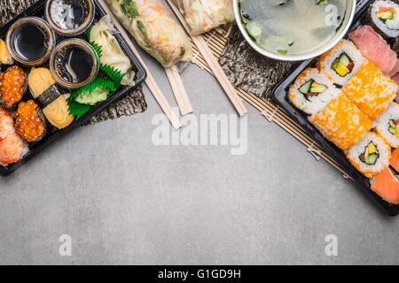 Festival Foods Sushi Menu