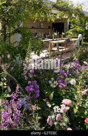 Lg smart garden by hay joung hwang rhs chelsea flower Winner chelsea flower show 2017