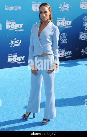 Hollywood, CA, USA. 8th June, 2016. 08 June 2016 - Hollywood. Dania Ramirez. Arrivals for the World Premiere Of - Stock Photo