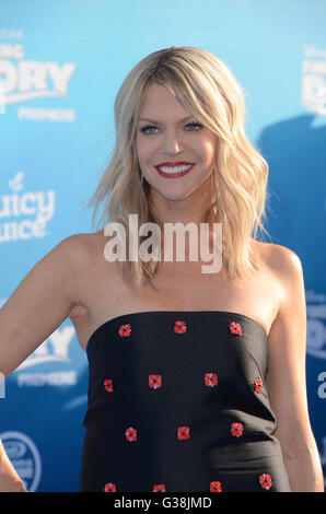 Hollywood, CA, USA. 8th June, 2016. 08 June 2016 - Hollywood. Kaitlin Olson. Arrivals for the World Premiere Of - Stock Photo