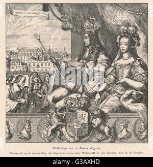 a biography of mary ii a monarch of england scotland and ireland Mary ii (30 april 1662 – 28 december 1694) was joint monarch of england, scotland, and ireland with her husband and first cousin, william iii of orange, from 1689 until her death.