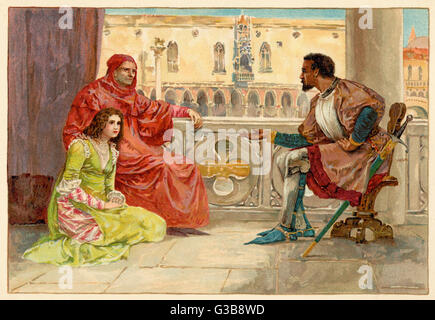 the tragedy of desdemona Desdemona is a character in william shakespeare's play othello (c 1601–1604)   of a noble tragedy such as othello and out of character for desdemona.