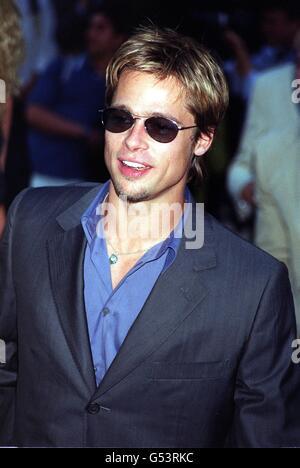 Snatch Brad Pitt - Stock Photo