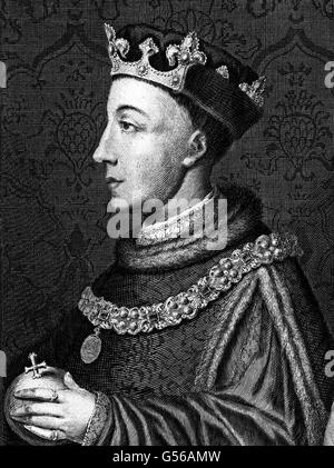 henry v 13871422 king of england from 1413 courting