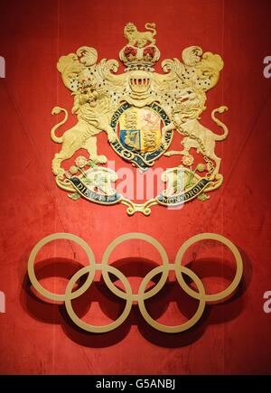 International Olympic Committee reception - Stock Photo