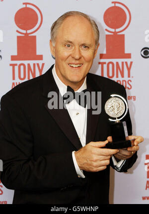 Tony Awards Lithgow - Stock Photo