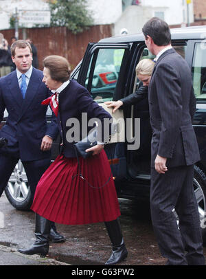 Princess Royal - Court - Stockfoto