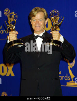 William H. Macy Emmy Awards - Stock Photo