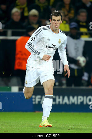 Soccer - UEFA Champions League - Quarter Final - Second Leg - Borussia Dortmund v Real Madrid - Signal Iduna Park - Stockfoto