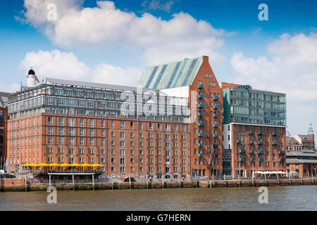 apartment building in converted old chesterton building london stock photo royalty free image. Black Bedroom Furniture Sets. Home Design Ideas