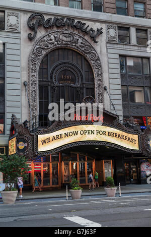 Hard Rock Cafe Nyc  Broadway New York Ny