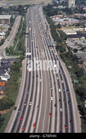 405 Freeway I 405 Los Angeles Ca California Highway Signs