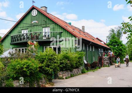 Wooden house wood tiled roof in kazimierz dolny poland europe stock photo royalty free image - Traditional polish houses wood mastership ...