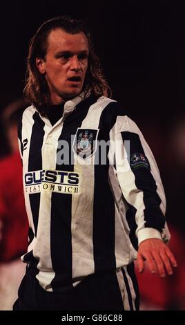 Soccer - Nationwide League Division One - Barnsley v West Bromwich Albion - Stock Photo