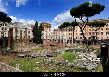 Rome, Italy. Largo di Torre Argentina. Picture by Paul Heyes, Wednesday June 01, 2016.  Rome, Italy. Picture by - Stock Photo