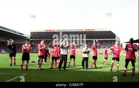 Soccer - Nationwide League Division One - West Bromwich Albion v Charlton Athletic - Stock Photo