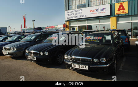 Buy A Secondhand Car London