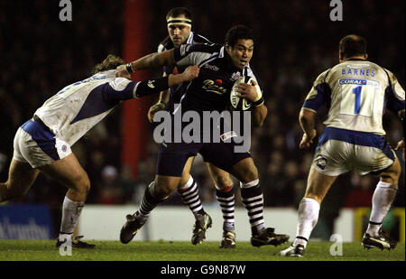 Rugby Union - Guinness Premiership - Bristol v Bath - Ashton Gate - Stock Photo