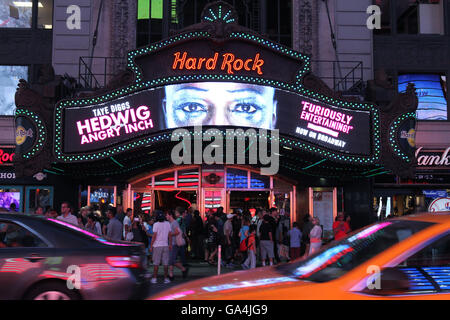 Hard Rock Cafe Midtown Nyc