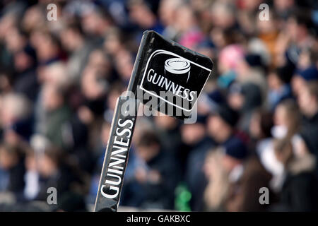 Rugby Union - Guinness Premiership - Bristol Rugby v Harlequins - The Memorial Stadium - Stock Photo