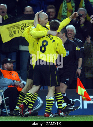 Soccer - UEFA Champions League - Group C - Borussia Dortmund v Real Madrid - Stock Photo