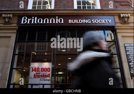 The Co Operative Bank And Britannia Building Society Merge