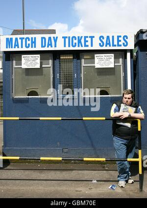 Ticket office for ipswich town football club stock photo royalty free image 69767161 alamy - Cardiff city ticket office number ...
